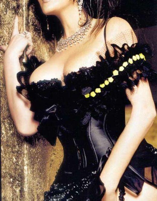 Эротические фото обнаженной Лолиты Милявской из журнала «Пингвин»