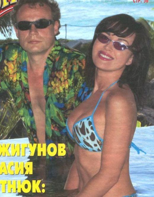 Анастасия Заворотнюк на фото в купальнике