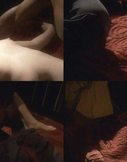 Голая Брайс Даллас Ховард в постельной сцене из фильма «Мандерлей»