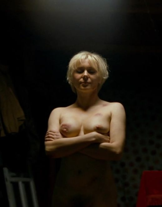 Голая Яна Троянова из фильма «Небесные жёны луговых мари»