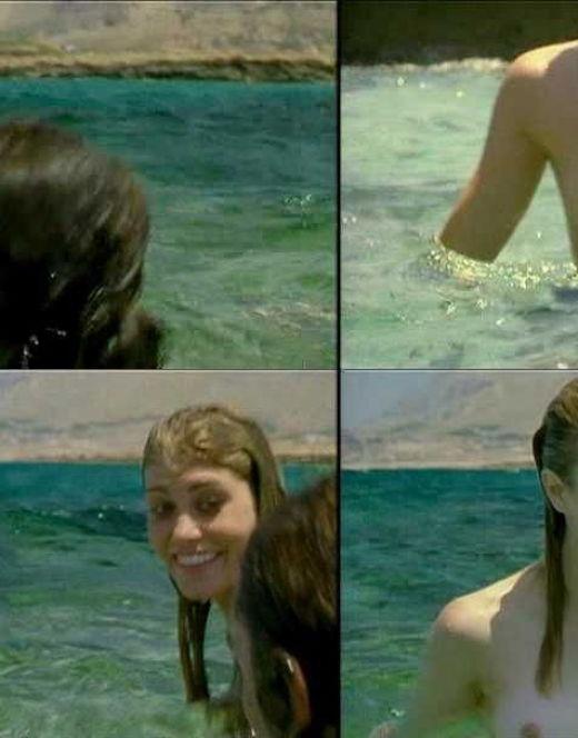 Голая Рэйчел Макадамс на эротических кадрах из кино