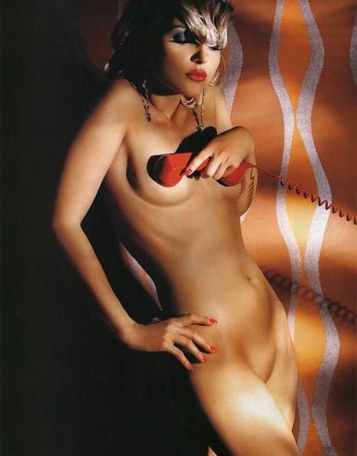 Горячие фото Анастасии Трегубовой из других журналов