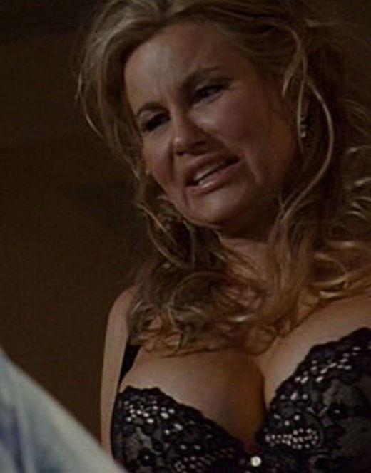 Горячие кадры с Дженнифер Кулидж из фильма «Американский пирог»