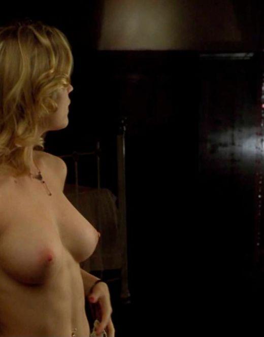 Эротические кадры Мелиссы Джордж из сериала «Пощёчина»