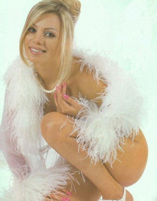 Обнаженная Ирина Салтыкова сиз Playboy (1997)