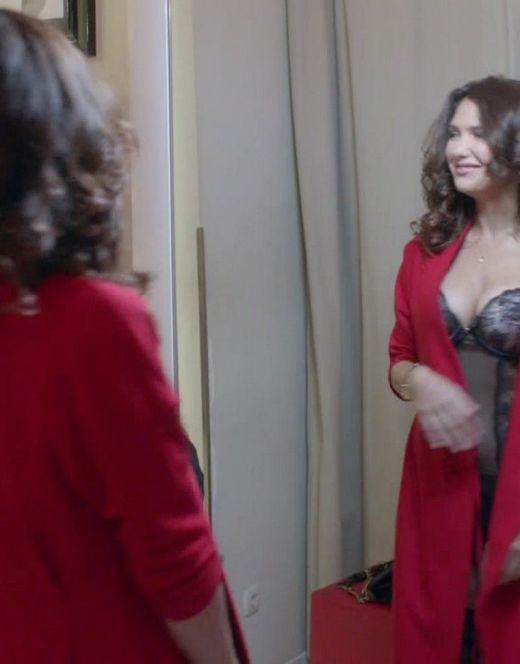 Екатерина Климова в нижнем белье