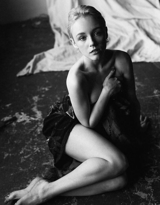 Анастасия Талызина на горячих фото