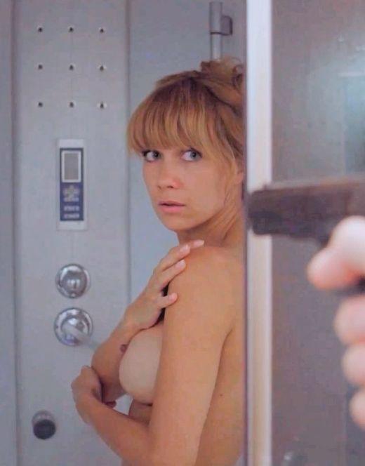 Голая Екатерина Климова из сериала «Синдром дракона»