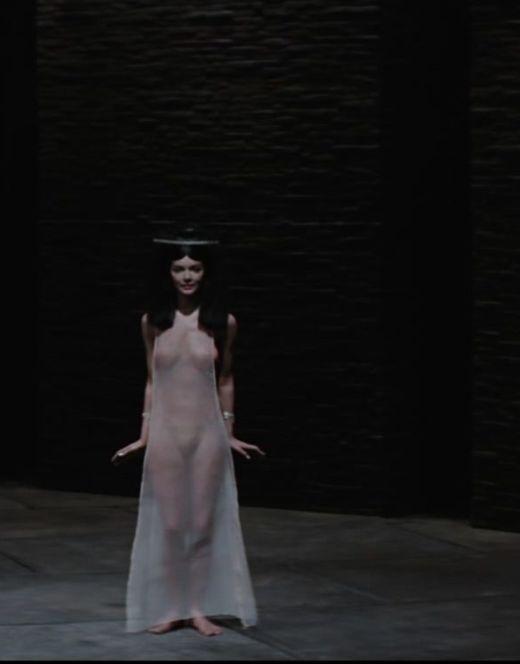 Горячие кадры с Барбарой Брыльской из фильма «Фараон»